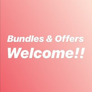 Other - Bundles & Offers Welcome!!
